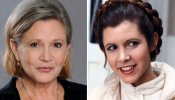 Carrie Fisher, la princesa Leia de 'Star Wars', muere a los 60 años