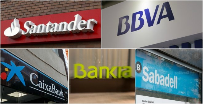 El capital de los grandes bancos supera los requisitos mínimos del BCE