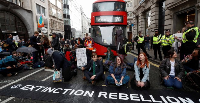 Lo que el movimiento Extinction Rebellion ha logrado con sus protestas