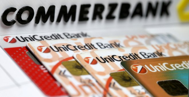 Unicredit frena los rumores sobre una posible oferta por Commerzbank