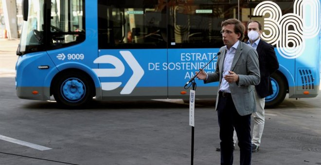 "Almeida, sobre Madrid Central: ""Mientras la sentencia no sea firme sigue en vigor"""
