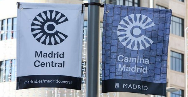 El TSJM anula Madrid Central