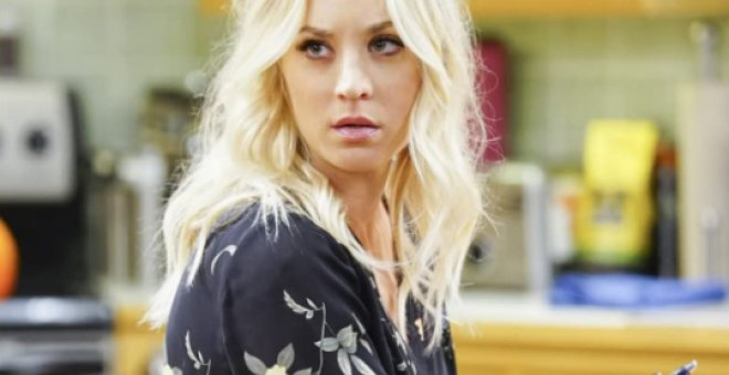 Así se enteró Kaley Cuoco del final de 'The Big Bang Theory'
