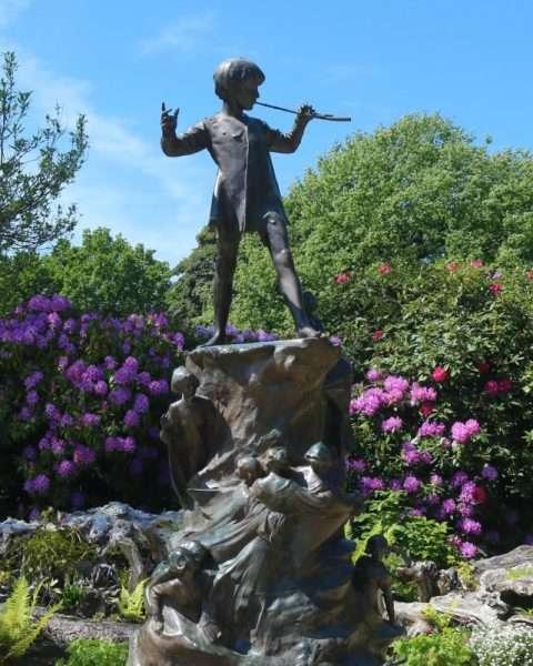 Síndrome de Wendy y Peter Pan