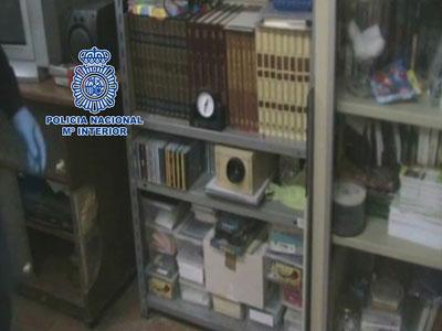 Detienen a un pederasta gracias al aviso del ladrón que entró en su casa