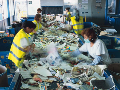 Los desechos generan nuevos negocios | Público