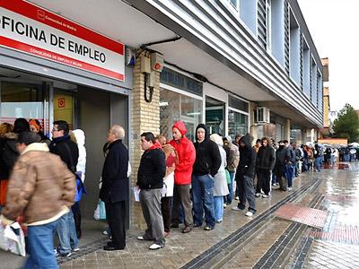 Espa a fue el pa s europeo que m s empleo destruy durante la crisis p blico - Oficina de empleo leon ...