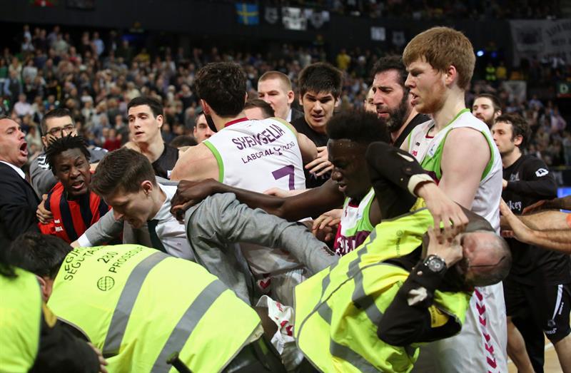 El baloncesto tambi n se plantea cambiar sus sanciones por - Albaniles bilbao ...