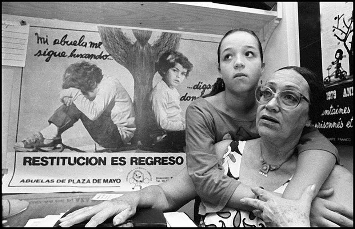 El Gobierno de Rajoy deja a una histórica Abuela de Plaza de Mayo al ...