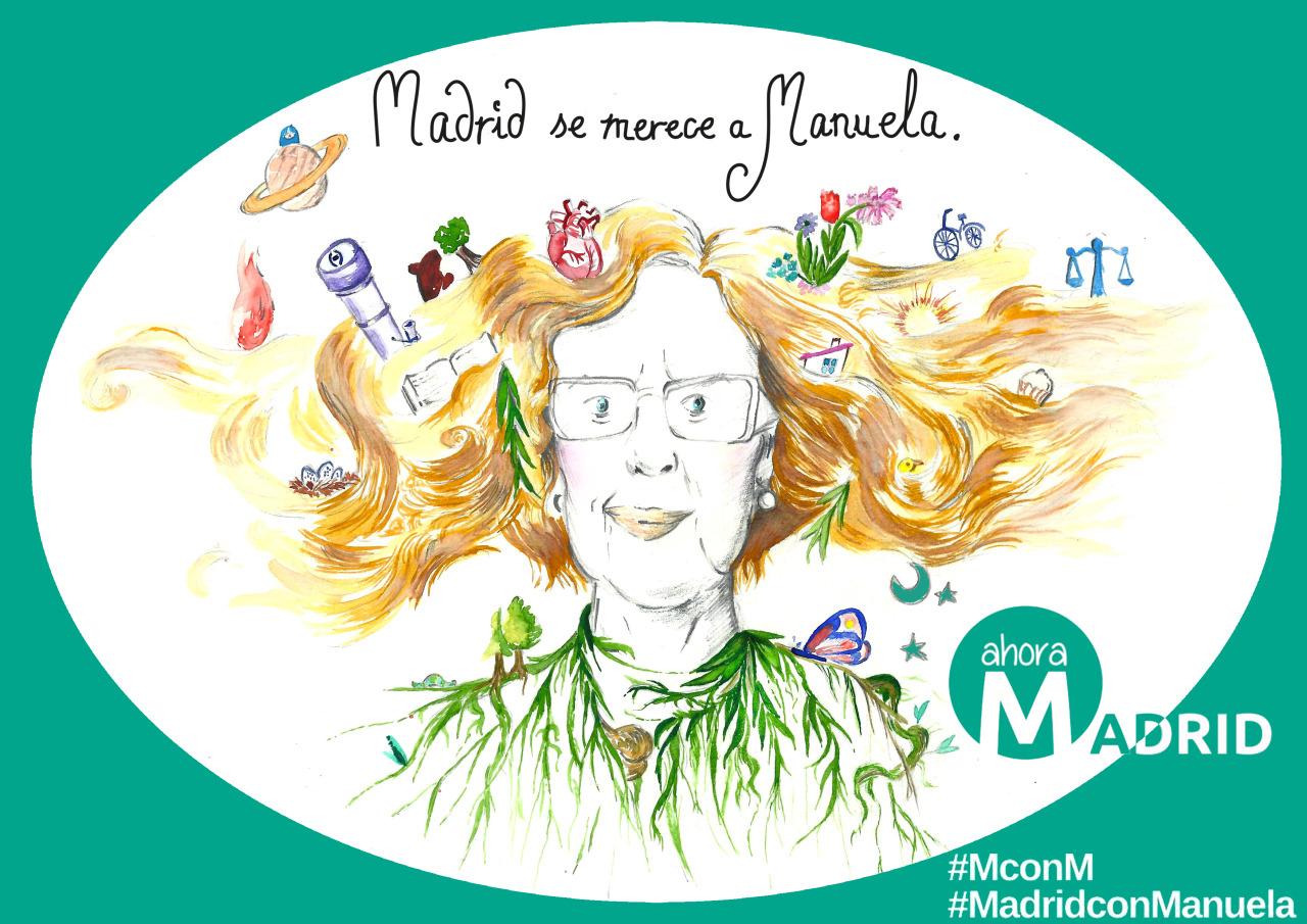 Movimiento gráfico de liberación de Madrid