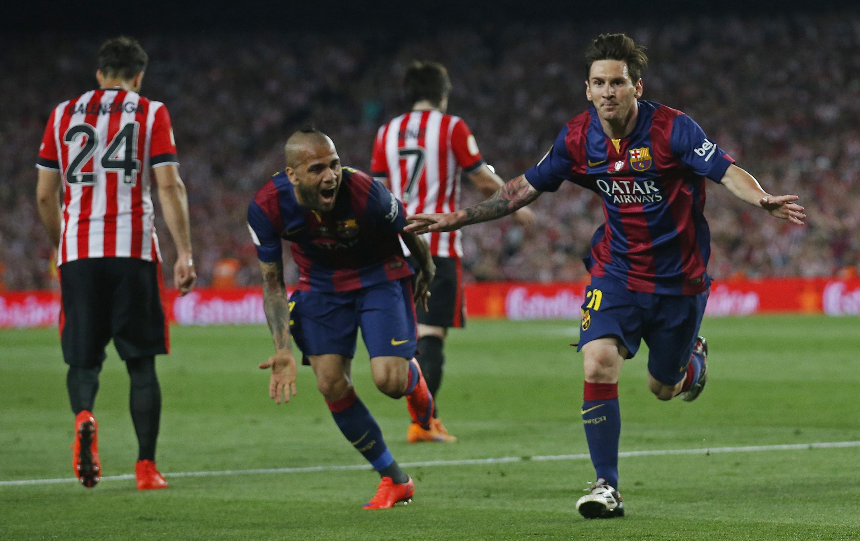 Resultado de imagen de barcelona athletic final copa 2015