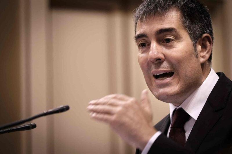 """Clavijo: """"La triple paridad cohesiona a Canarias"""""""