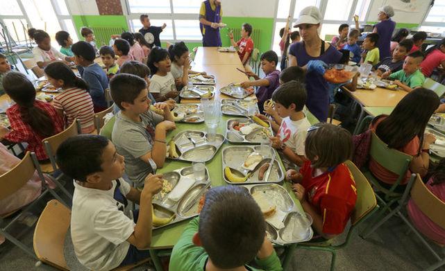 La apertura de los comedores escolares de verano, el compromiso por ...