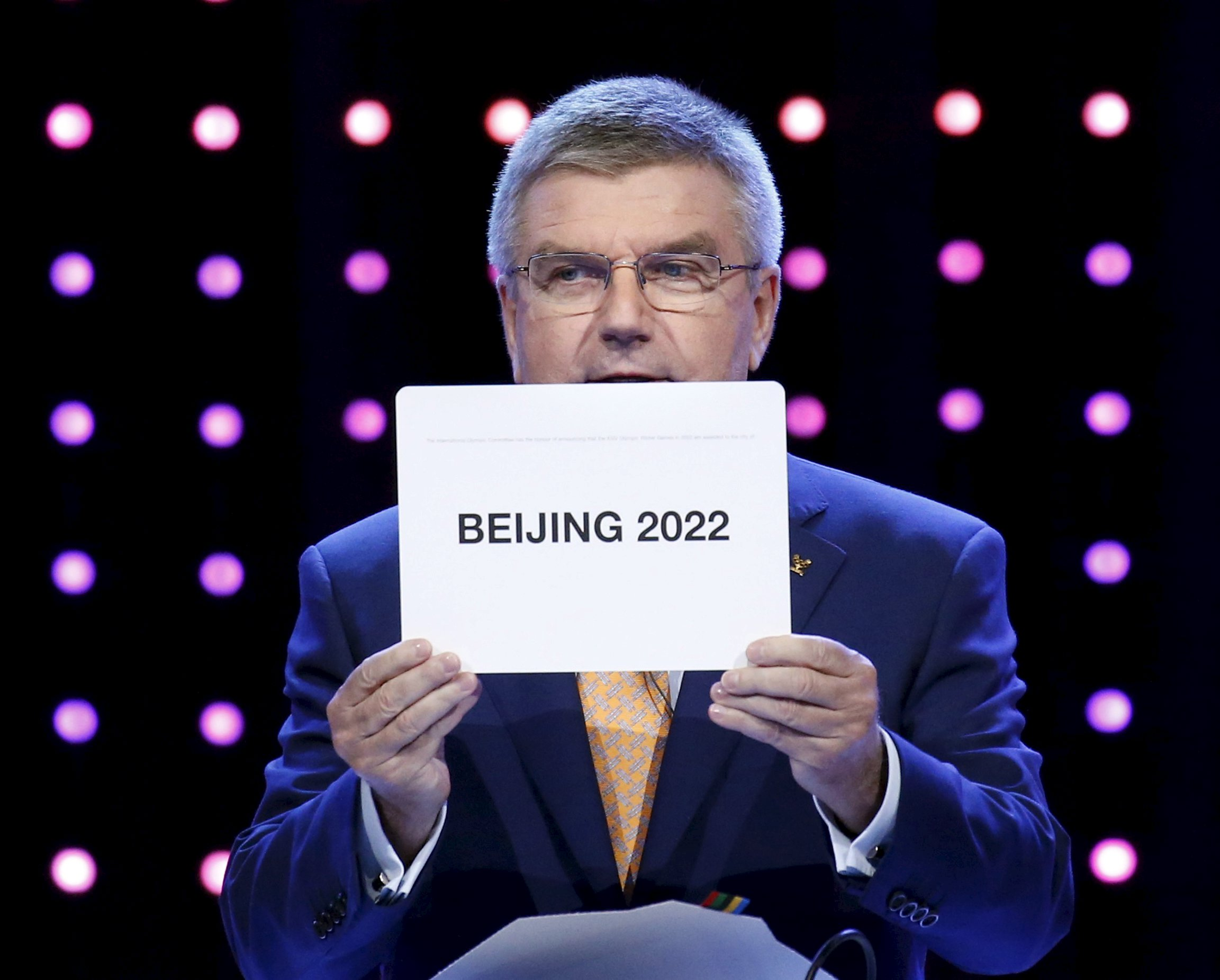 Pekin Elegida Sede De Los Juegos Olimpicos De Invierno De 2022