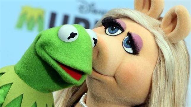 La rana Gustavo y la cerdita Peggy ponen punto y final a su