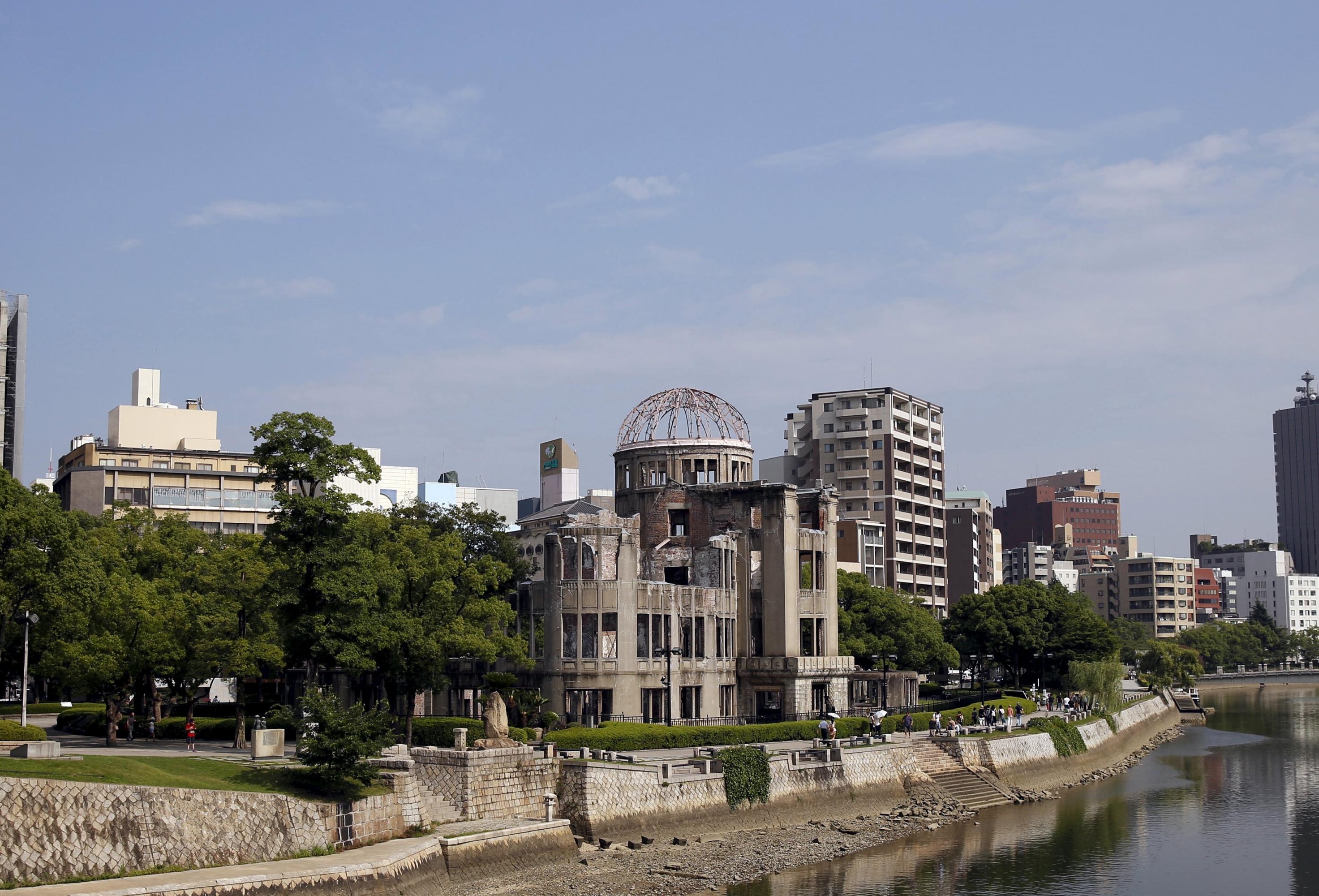El antes y el ahora, 70 años después de la bomba atómica