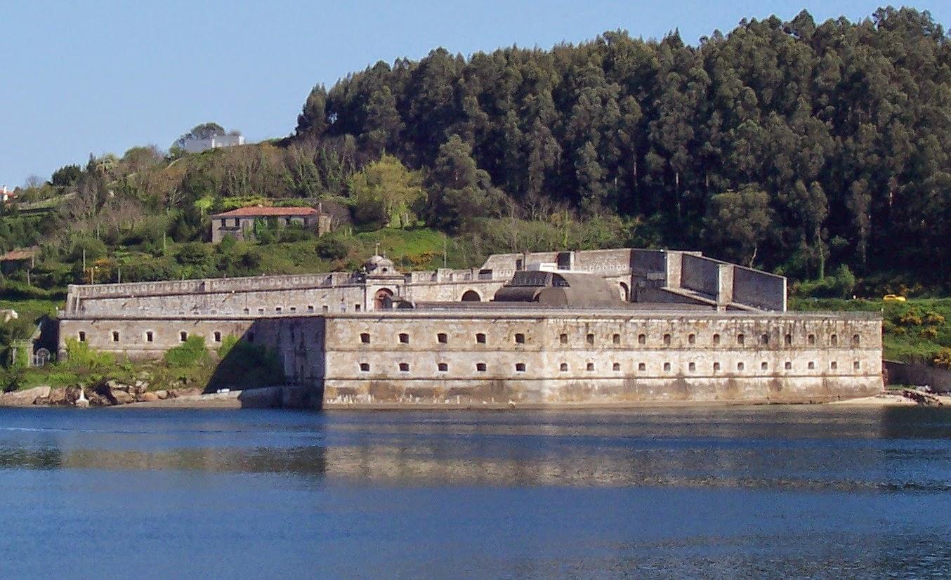 La Celda De Tejero En El Castillo De Ferrol 65 Metros Cuadrados