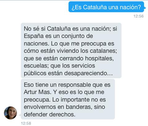 Sobre Catalunya