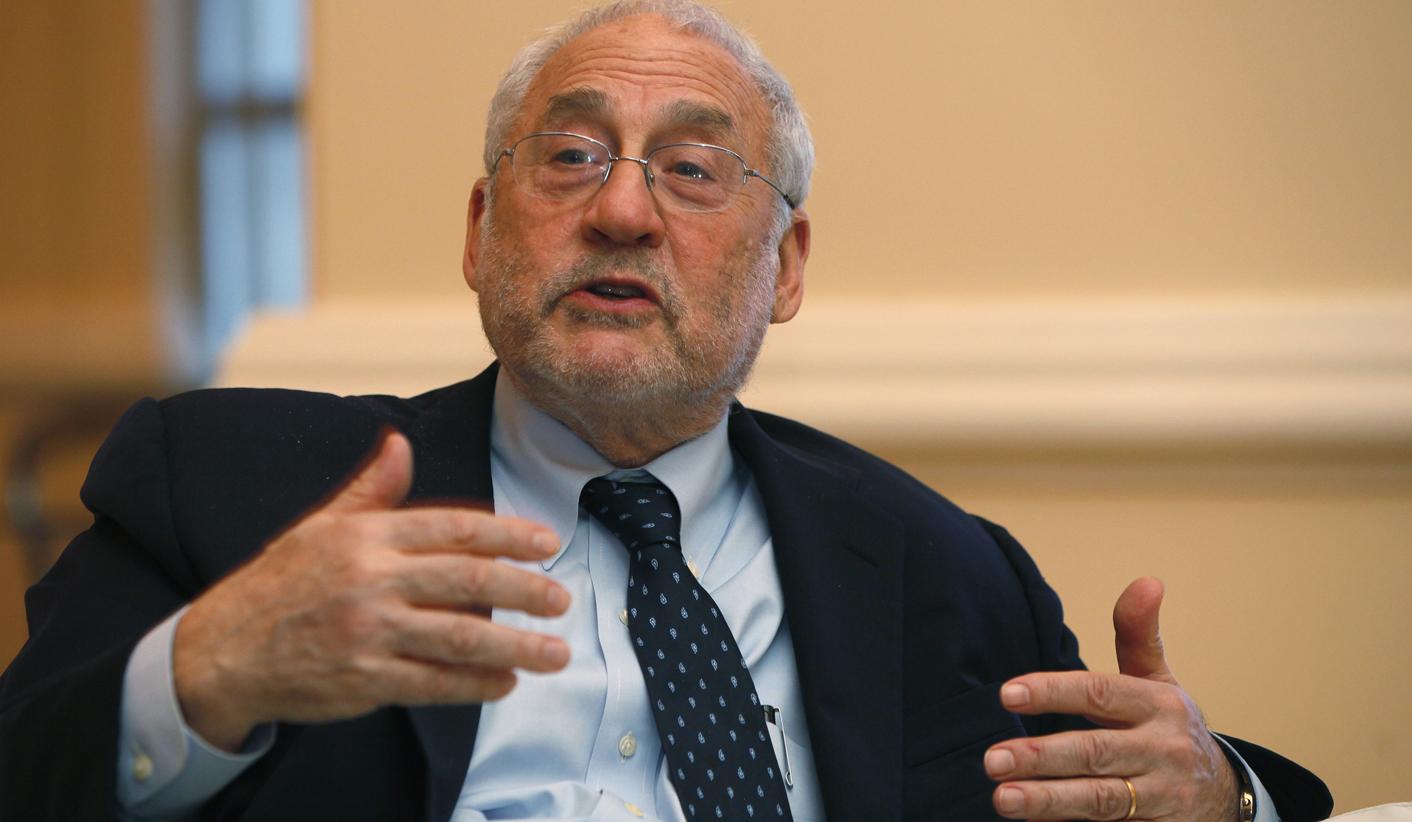 Resultado de imagen de Stiglitz