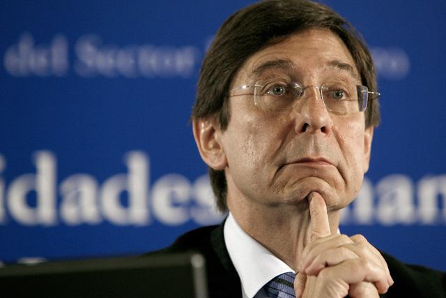 Resultado de imagen de presidente de bankia