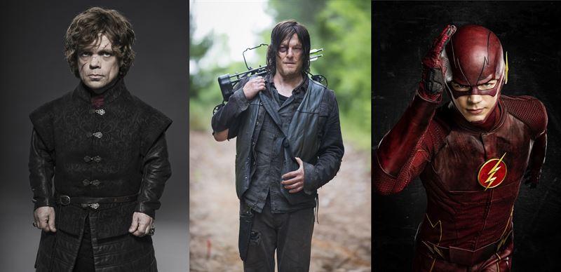 Las 10 Series Más Descargadas De 2015
