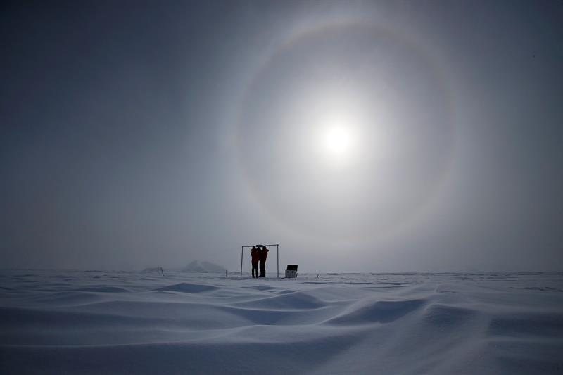 El agujero r cord de la capa de ozono ocupa m s de 10 for Agujeros femeninos