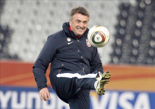 """Radomir Antic: """"En el Atlético hicimos un equipo campeón sin ..."""