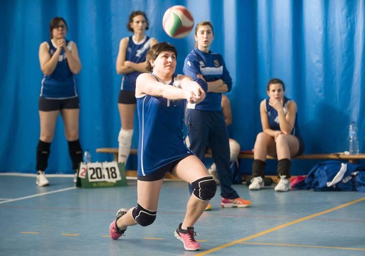 Cállate y sigue haciendo deporte. Por ANTÍA FERNÁNDEZ ada4720017aed