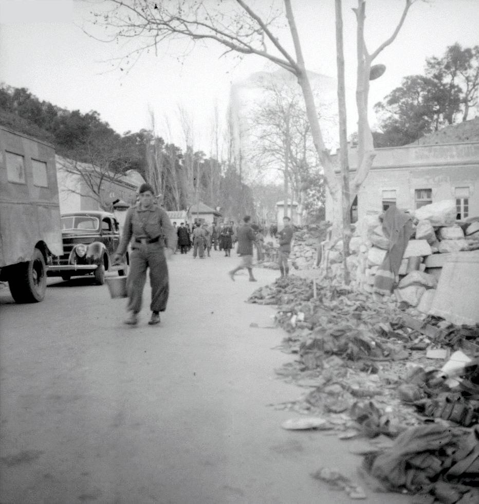 Resultado de imagen de la junquera guerra civil