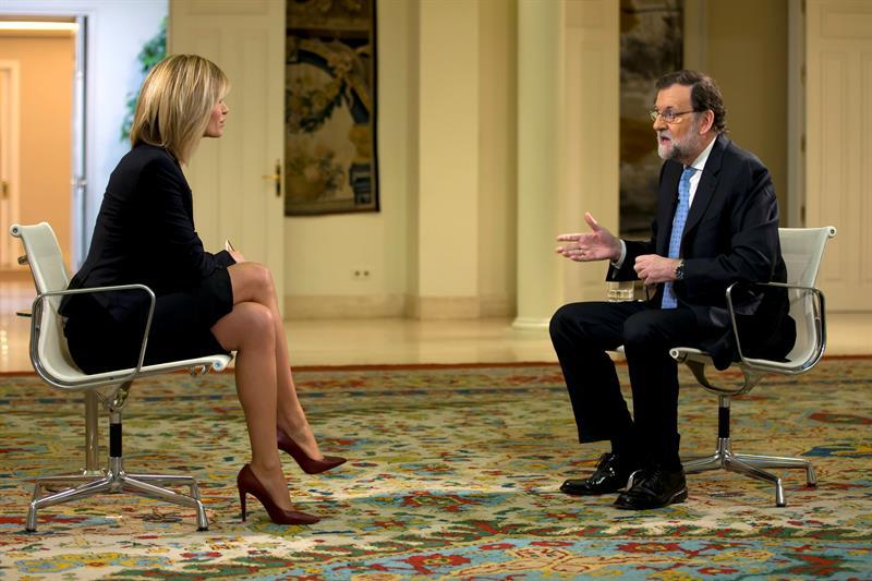 La última dislexia presidencial de Rajoy: 'Somos sentimientos y tenemos seres humanos'