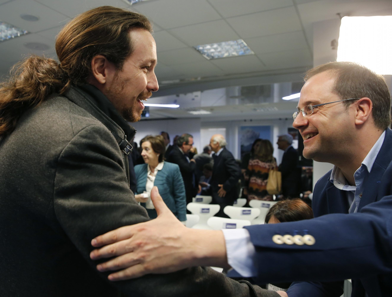 Pablo Iglesias pide a Pedro Sánchez una reunión para reanudar las ...