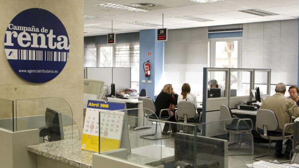 La campa a de renta 2015 permitir hacer la declaraci n for Oficinas de hacienda en madrid