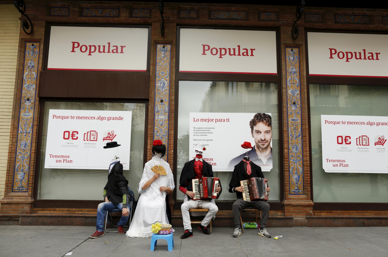 La banca por internet de popular compra el negocio de for Oficinas banco popular pamplona