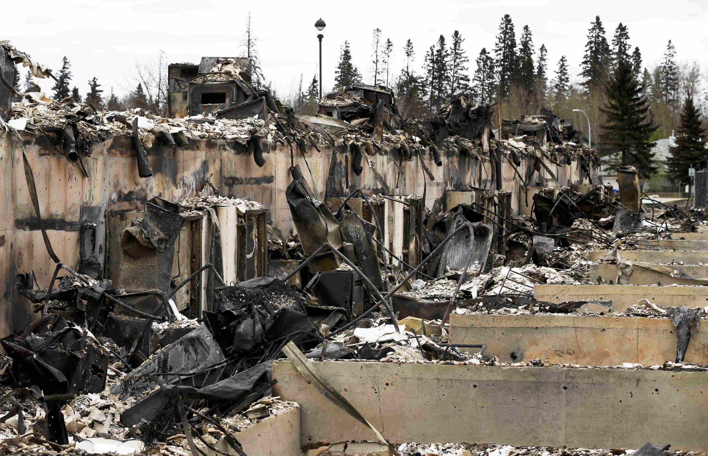 Canadá encara las tareas de reconstrucción de Fort McMurray ...