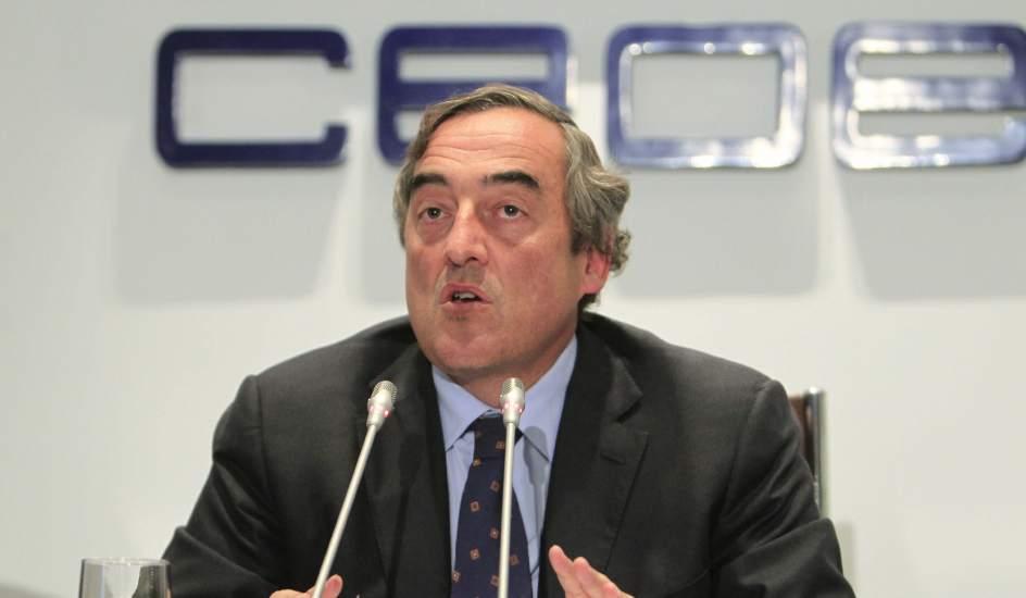 Resultado de imagen de CEOE, Juan Rosell