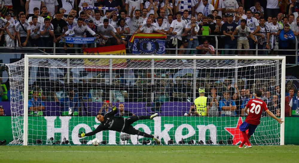 El Real Madrid conquista la Undécima desde los once metros