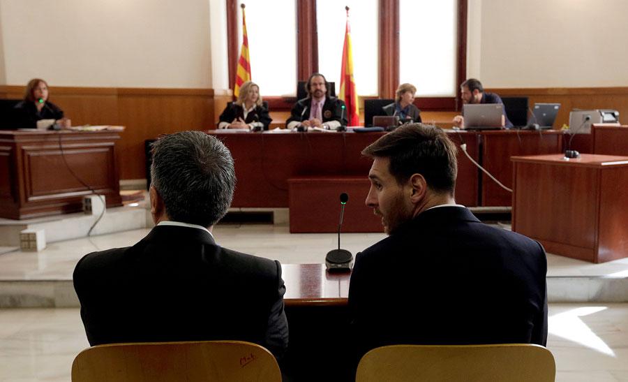 El Tribunal Supremo revisará la condena de Messi por fraude fiscal el 20 de abril