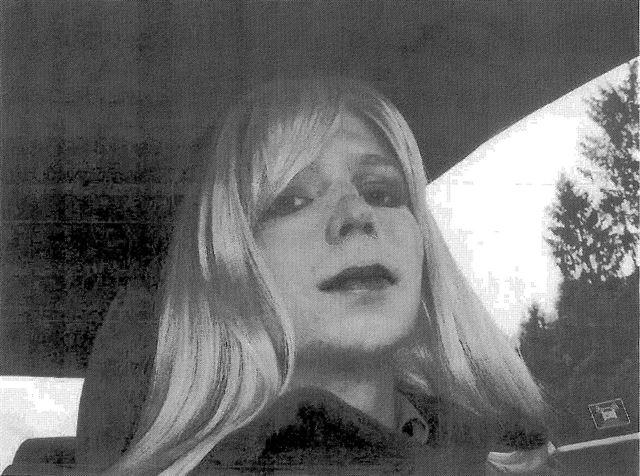 La soldado Chelsea Manning.- REUTERS