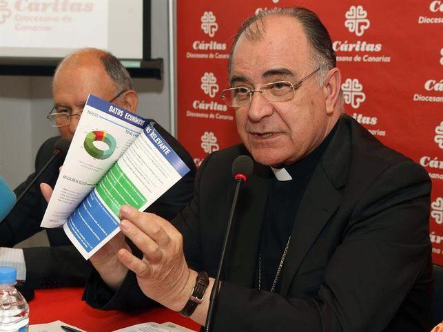 Los obispos han cedido a Cáritas sólo 21 de los 992 millones sacados del IRPF en los peores años de la crisis