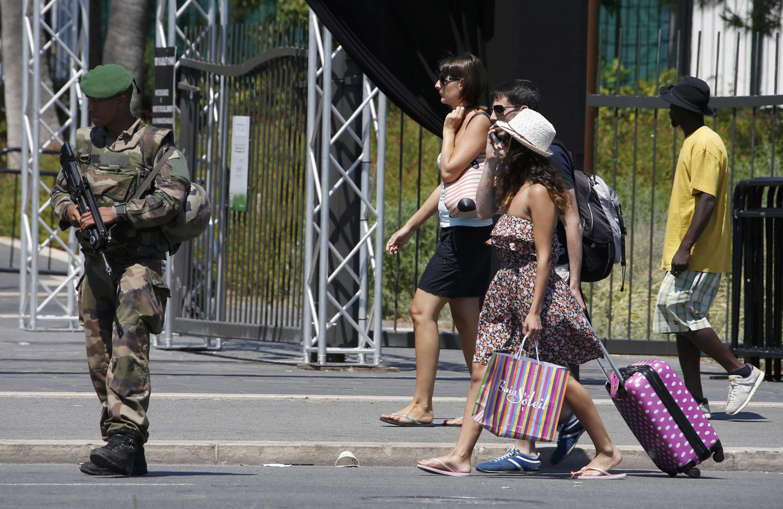 El asesino de Niza tenía fotos de Bin Laden e imágenes de atentados y crímenes del Estado Islámico