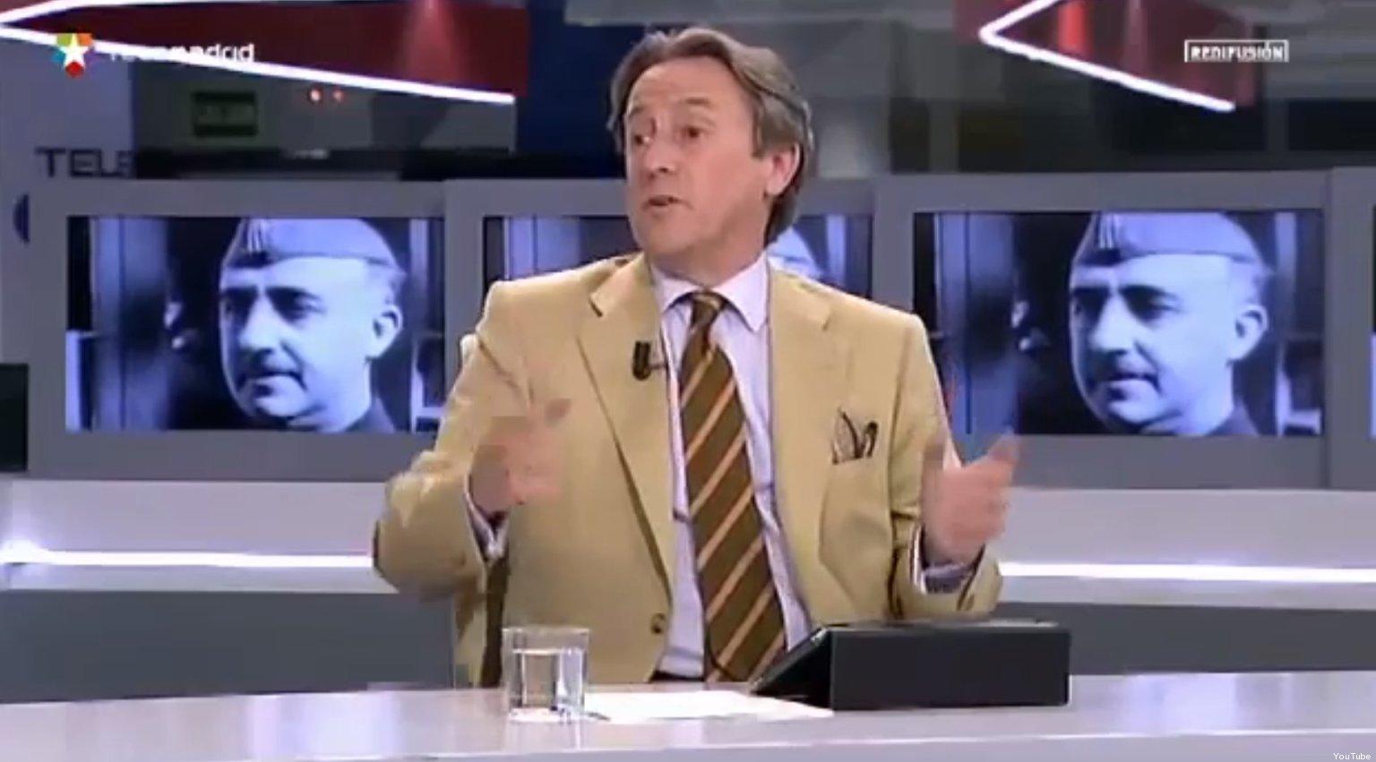 Resultado de imagen de Hermann Tertsch fascista