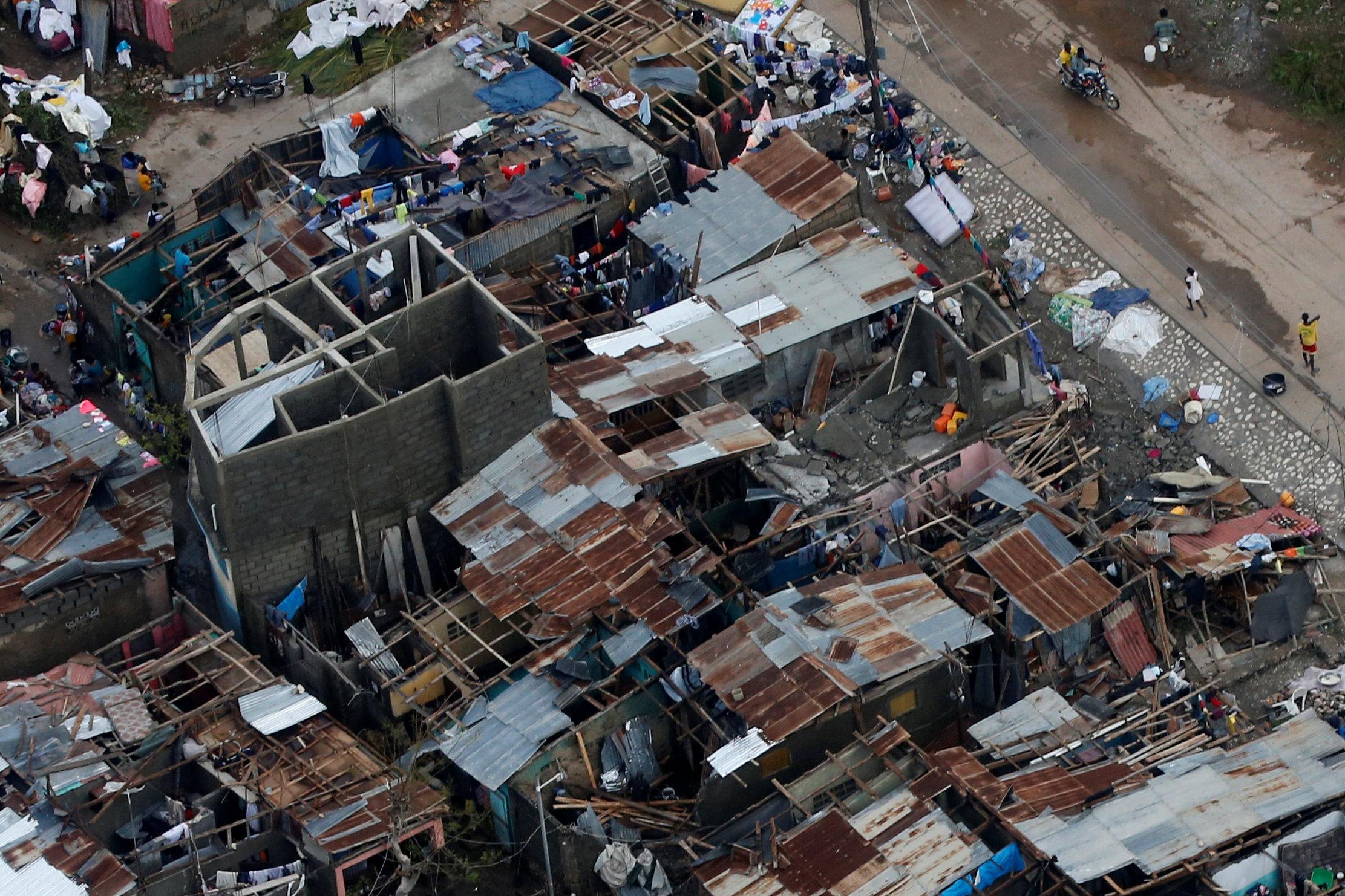 Como Es Vivir En Haiti casi 900 muertos en haití tras el paso del huracán matthew