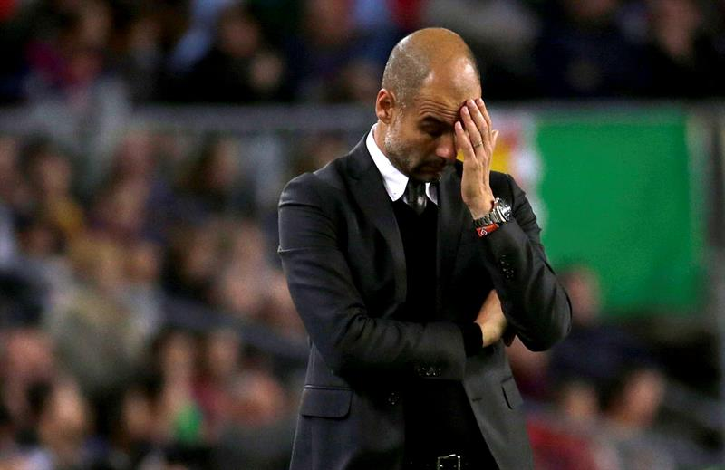 """Guardiola: """"Estoy acercándome al final de mi carrera como entrenador"""""""