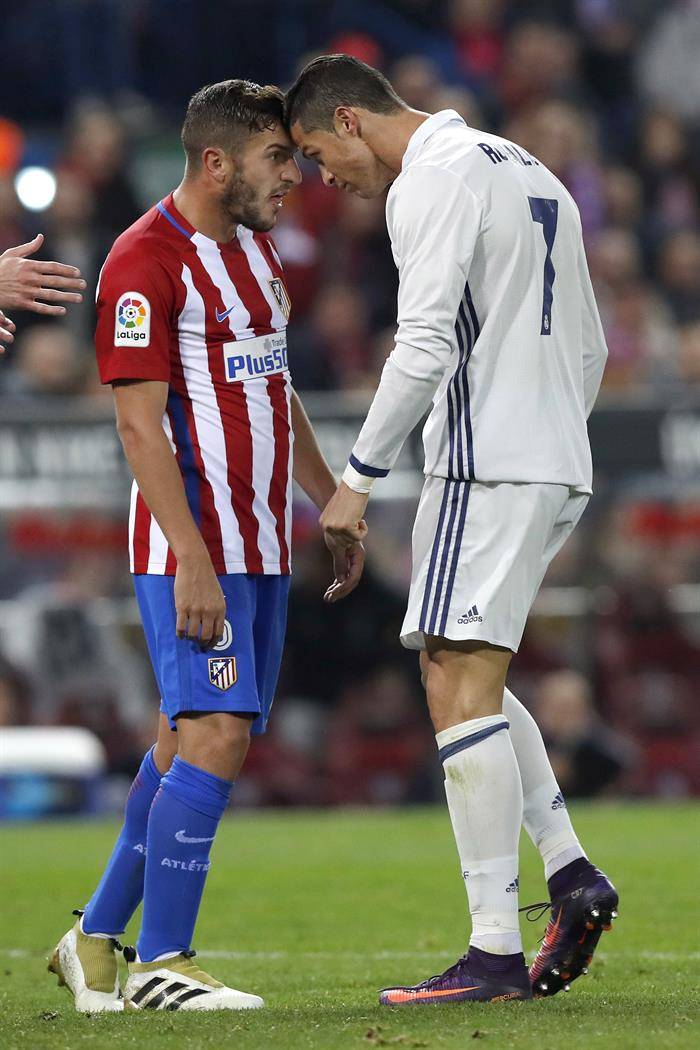 Real Madrid y Atlético se enfrentan en las semifinales de Champions