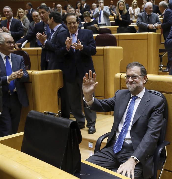 Rajoy bate su r cord en el senado va dos veces en tres semanas p blico - Menstruacion dos veces al mes ...