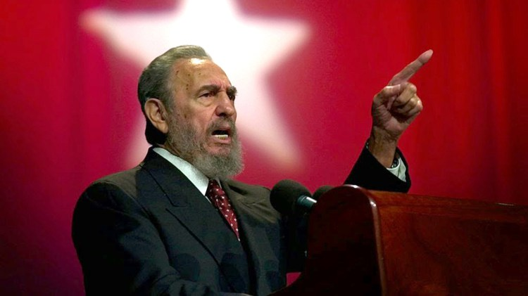 Patria O Muerte Y Otras Frases Que Fidel Castro Dejó Para