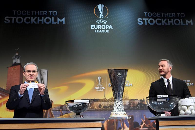 Roma y Shakhtar, rivales de Villarreal y Celta en la Europa League