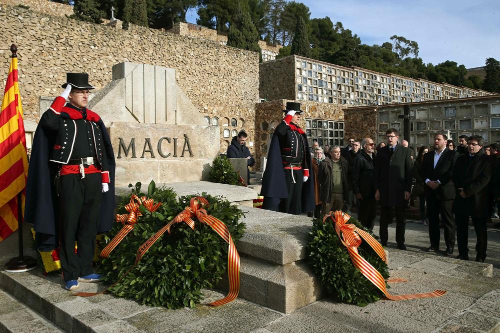 Francesc Macia président
