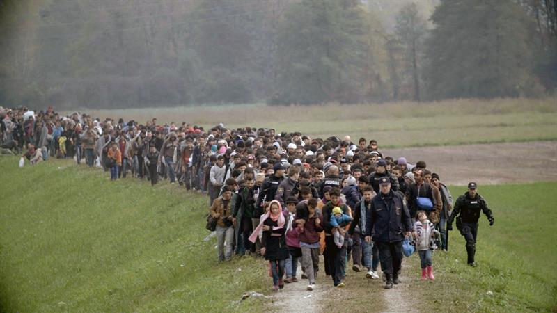 España cierra 2016 habiendo acogido sólo el 5% de los refugiados a los que se ha comprometido