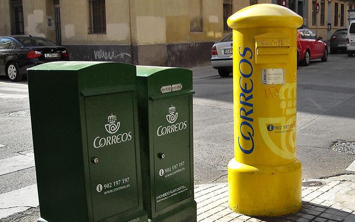 El sello de correos sube un 11 1 en 2017 su mayor - Buzones de correos madrid ...